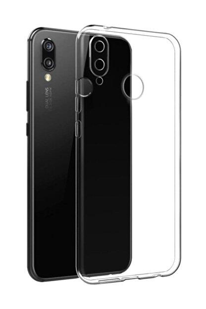 PP Teknoloji Xiaomi Redmi Note7-note7 Pro Toz Koruma Tıpalı Silikon Şeffaf Kılıf