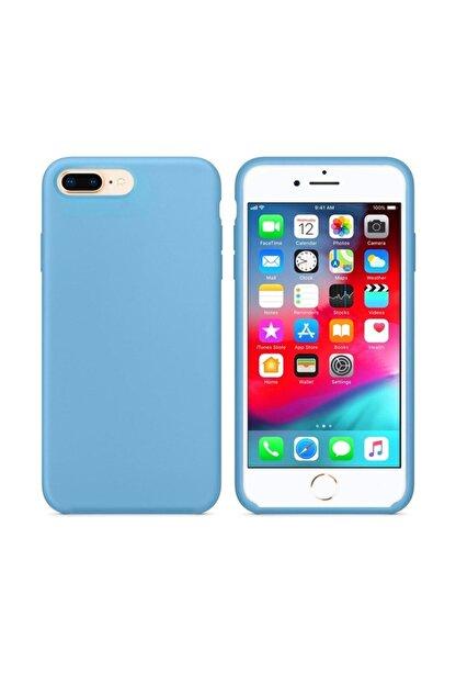 Mopal Yeni Seri Apple Iphone 7/8 Içi Süet Lansman Kılıf