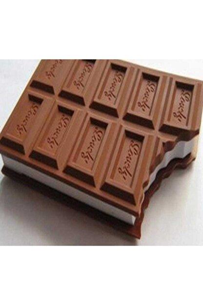 elifin bebek evi Çikolata Görünümlü Not Defteri