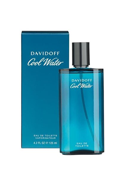 Davidoff Cool Water Edt 125 ml Erkek Parfüm 3414202000572