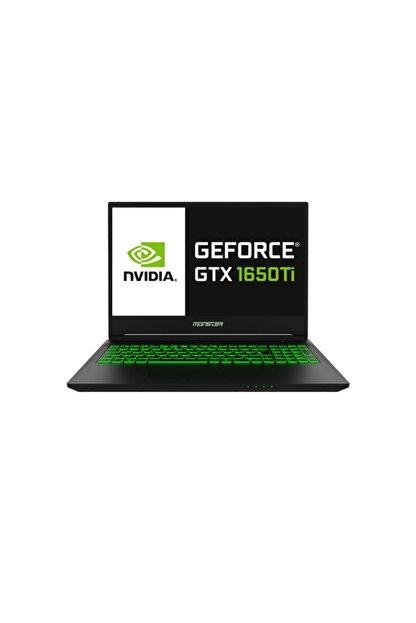 Monster Abra A5 V16.6.1 Intel Core i5 10200H 16GB 500GB SSD GTX 1650Ti Freedos 15.6'' FHD
