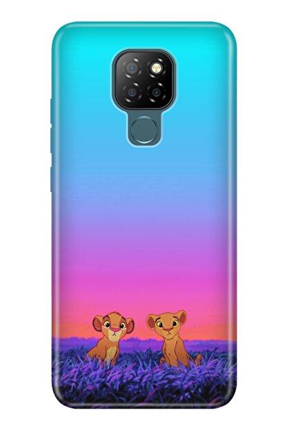 cupcase General Mobile Gm 20 Kılıf Silikon Telefon Kabı Kapak - Junior Aslanlar