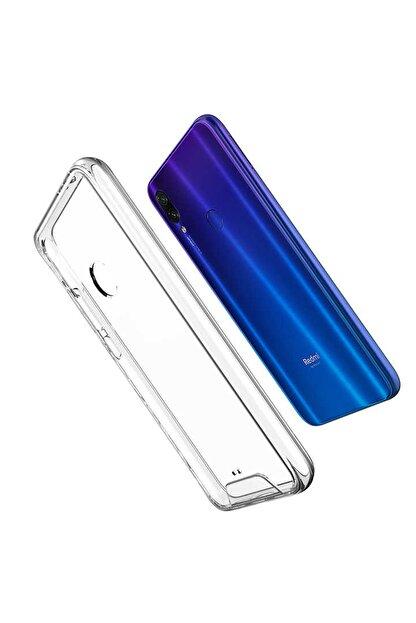Dijimedia Xiaomi Redmi Note 7 Şeffaf Gard Kılıf