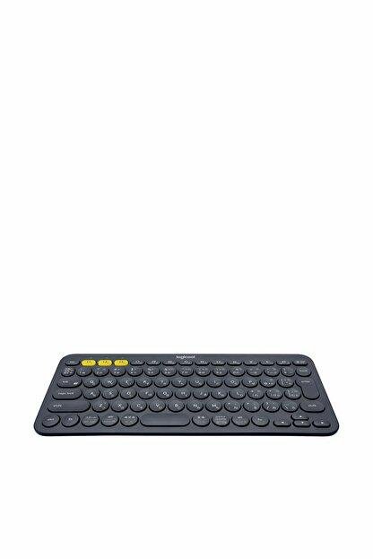 logitech K380 Bluetooth Siyah Klavye 920-007586