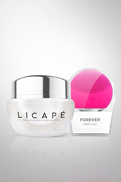 Licape Leke Kremi Ve Cilt Beyazlatıcı + Forever Yüz Temizleme Cihazı Hediyeli