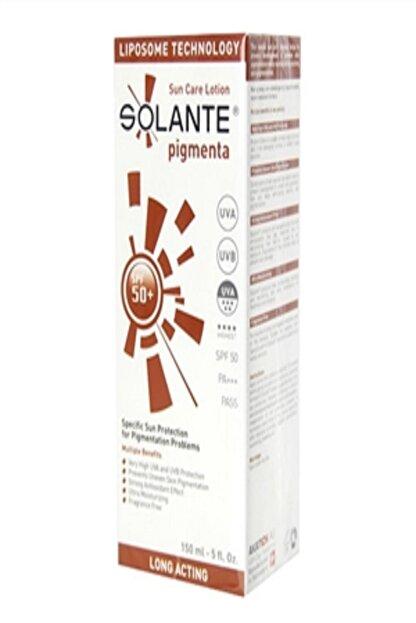 Solante Pigmenta Güneş Koruyucu Losyon 150ml Spf50+