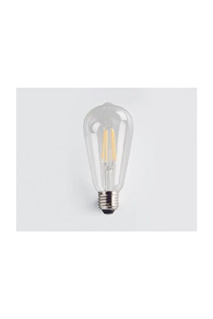 Cata Ct-4353 Uzun Flament Rustik Led Ampul 8w Beyaz Işık