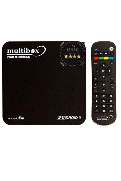 multibox Fundroid Pro Android 4k Smart Akıllı Box 2gb 16 Gb Ram Çanaksız Internet Uyumlu Tv Fund9 P280s8500