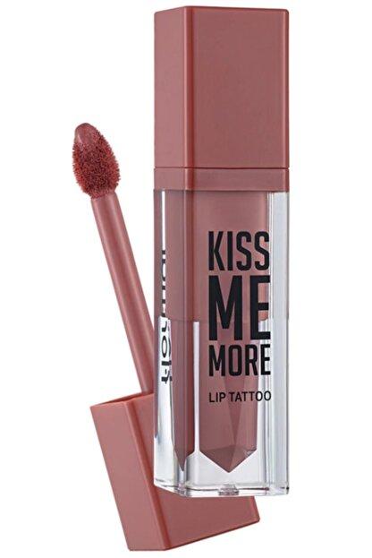 Flormar Kiss Me More Lip Tattoo 004 Peach