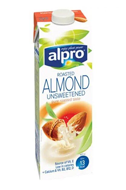 Alpro Badem Sütü Şekersiz 1 Lt 4 Ad