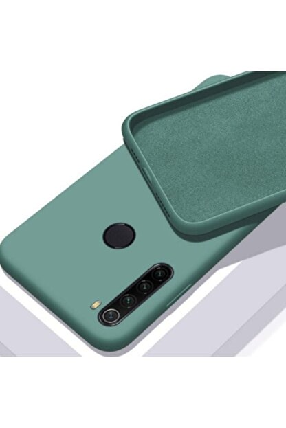 StectMobile Xiaomi Redmi Note 8 Uyumlu İçi Kadife Lansman Kılıf