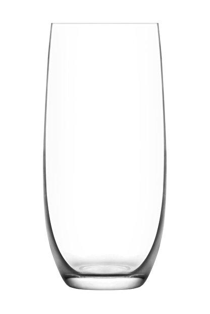 Lav Gusto 6 Parça Kristal Meşrubat Bardağı
