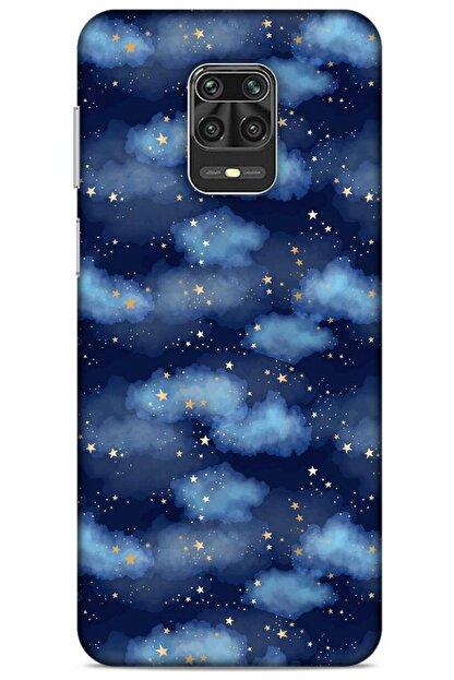 Lopard Spacex (2) Tema Kabı Xiaomi Redmi Note 9s Kılıf