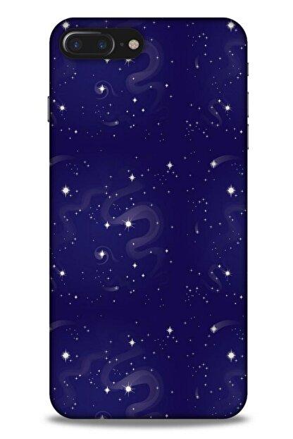 Lopard Spacex (3) Tema Kapak Apple Iphone 8 Plus Kılıf