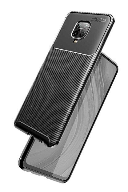 Telefon Aksesuarları Redmi Note 9s Silikon Kılıf Siyah