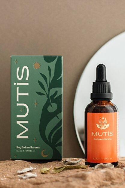 Mutis Saç Yoğunlaştırıcı Bakım Serumu
