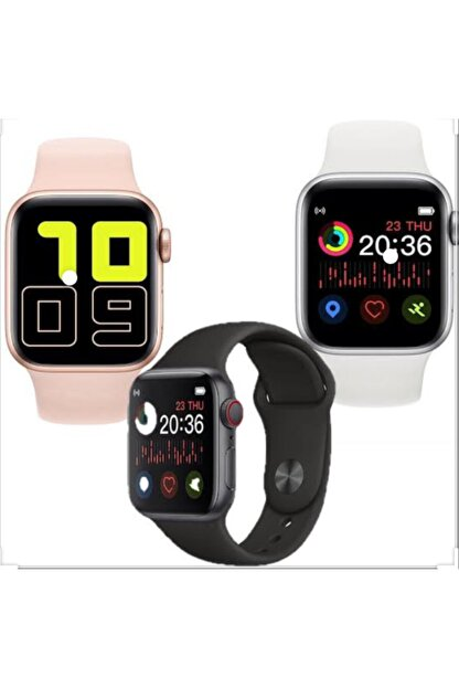 Fulltech Apple Watch5  Siyah T500 Serıes Fsw-3