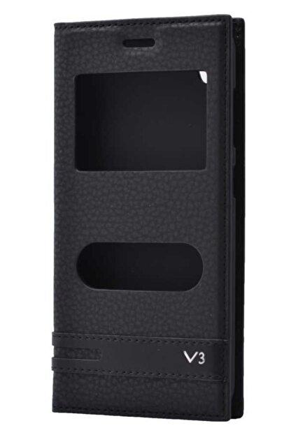 BCA Vestel Venüs 5570 Zore Elite Deri Kapaklı Kılıf Mıknatıslı