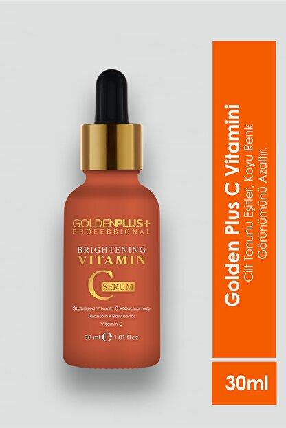 GoldenPlus C Vitamini Aydınlatıcı Serum 30 ml