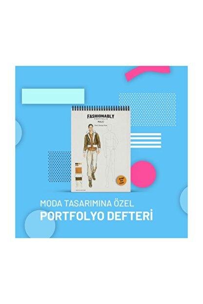 Atölye İzmir Fashionably Portfolio Male A4