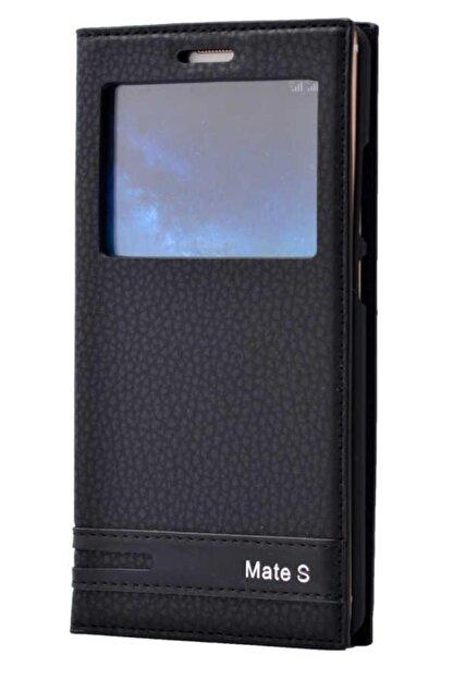 BCA Huawei Mate S Zore Elite Deri Kapaklı Kılıf Mıknatıslı