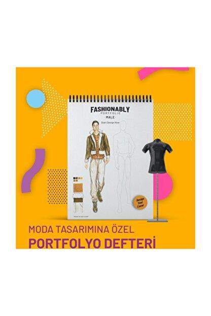 Atölye İzmir Fashionably Portfolio Male A3