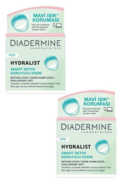 Diadermine 2'li Hydralist Smart Detox Koruyucu Krem 50 ml