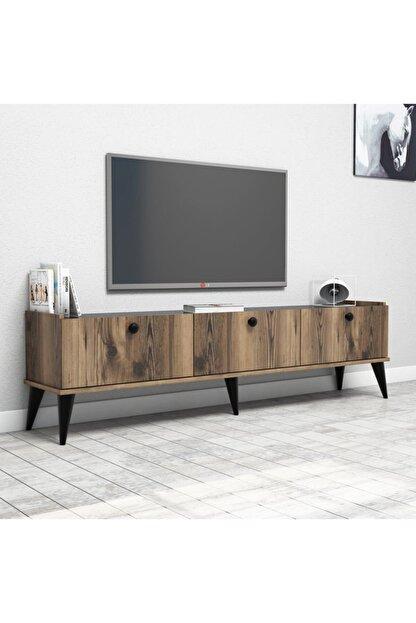 Bimossa E3610 Lidya Tv Ünitesi 180cm. Lidya/parlak