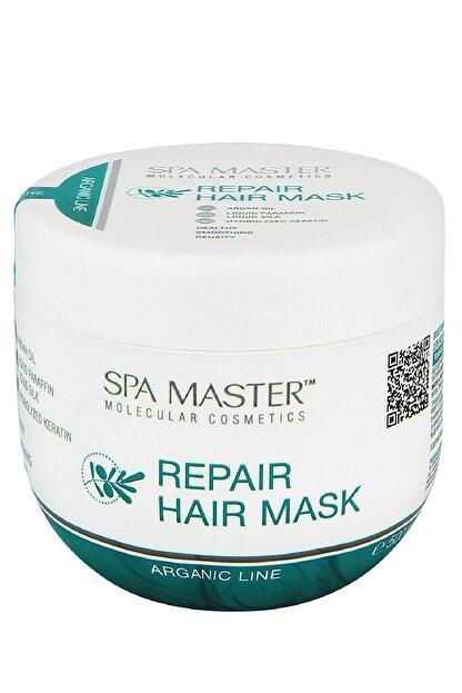 SPA MASTER Argan Line Argan Yağı Onarıcı Saç Maskesi 500ml