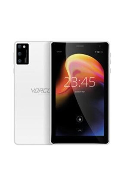 vorcom S7pro 7''tft Ekran 4 Gb Ram 64 Gb Hafıza Tablet Pc-beyaz-