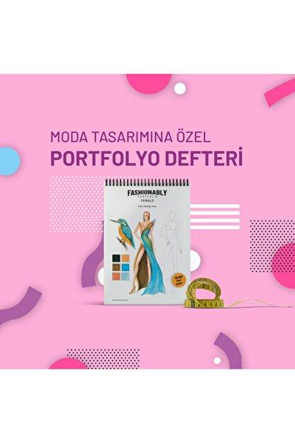 Atölye İzmir Fashionably Portfolio Female A4
