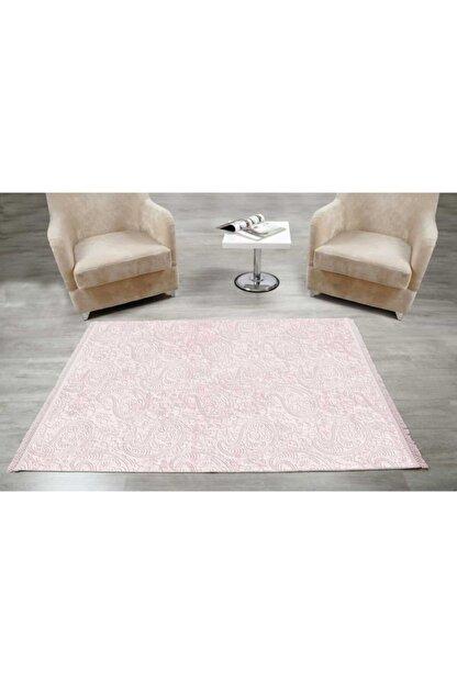 İpekçe Home Avangart Halı 80*150 Cm Rose