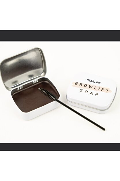 Starline Açık Kahve Kaş Sabitleyici Kaş Şekillendirici Browlift Soap