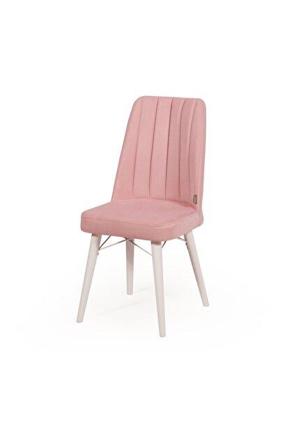 messline Salon Mutfak Ve Çok Kullanım Alanlı Sandalye