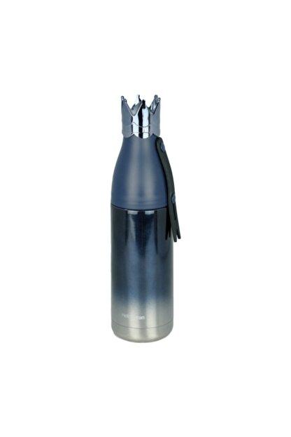 Cooker 320 ml Lüks Paslanmaz Çelik Termos Yk1029-lacivert