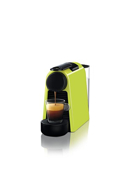 Nespresso D30 Green Essenza Mini Kapsüllü Kahve Makinesi