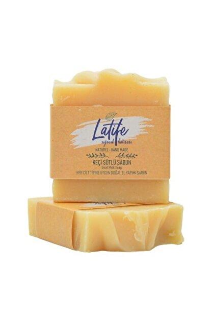 Latifa Keçi Sütlü Sabun 100 gr