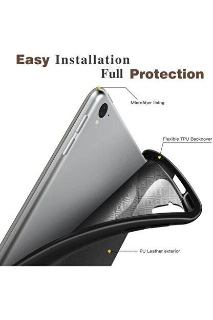 Haweel Apple Ipad Air 3.nesil 10.5 Kalem Yerli Standlı Mıknatıslı Lüx Deri Kılıf