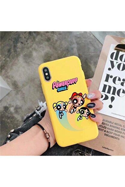 Mobildizayn Galaxy S5 Mini Powerpuff Girls Desenli Kılıf