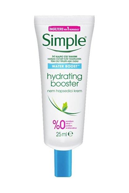 Simple Water Boost Hydrating Booster Nem Bakım Kremi - 25 ml
