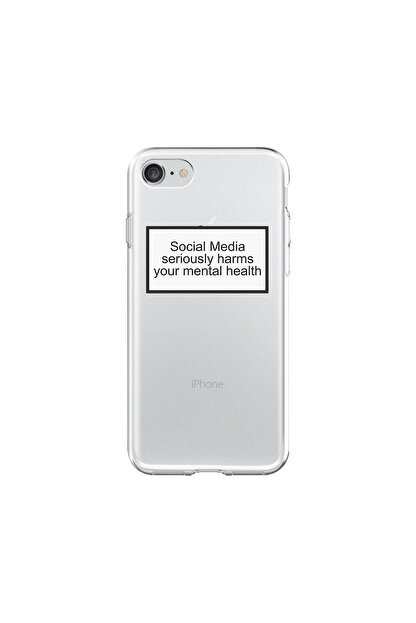 shoptocase Iphone7 Social Media Telefon Kılıfı