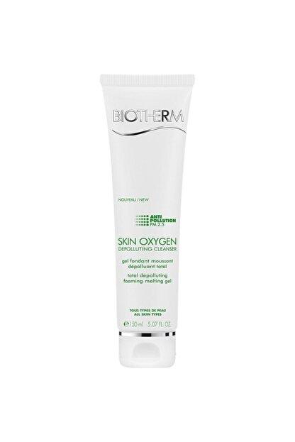 Biotherm Skin Oxygen Depolluting Cleanser 150 ml - Temizleyici Jel