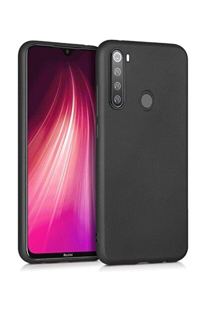 Teknoloji Adım Redmi Note 8 Yumuşak Silikon Kılıf Siyah