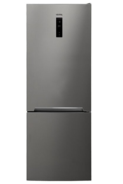 VESTEL NFK5402 EX A++ GI WIFI 540 Lt No-Frost Kombi Inox Buzdolabı