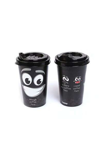 Tuffex 2'li Kahve Bardağı