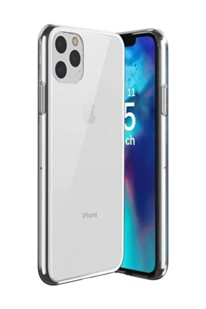 Dijimedia Apple Iphone 11 Pro Kılıf Ultra Ince Esnek Süper Silikon - Şeffaf