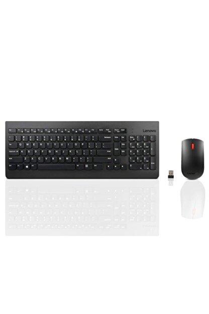 LENOVO Gx30z91076 510 Wireless Combo Türkçe-q Klavye Mouse Set Siyah