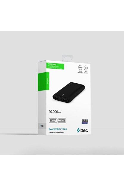 Ttec Powerslim Duo 10.000mah Taşınabilir Şarj Aleti / Powerbank