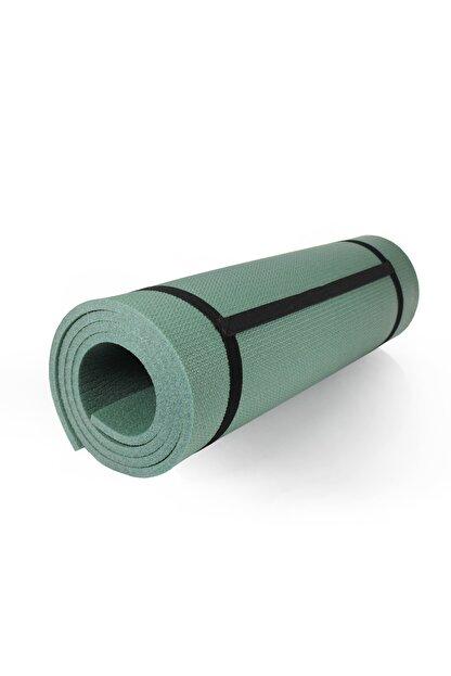 Walke 10 Mm Pilates Matı Yoga Matı Kamp Matı Yeşil Boy 180 Cm En 61 Cm Kalınlık