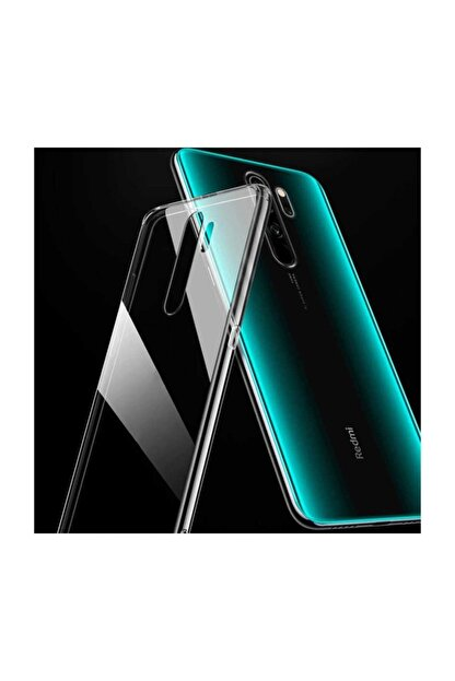 Telefon Aksesuarları Redmi Note 8 Pro Kılıf Süper Silikon Ultra Ince Kapak